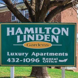 Hamilton Linden Gardens Welcome