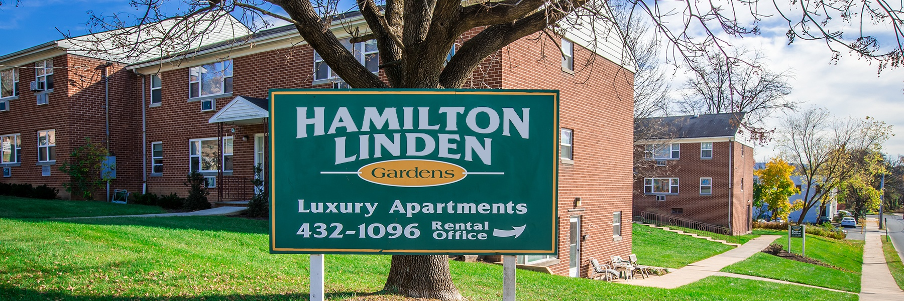 Hamilton Linden Gardens Apartments For Rent in Allentown, PA Welcome
