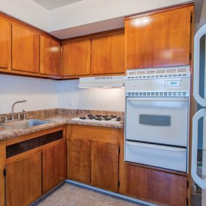 Hamilton Linden Gardens Apartments For Rent in Allentown, PA Kitchen