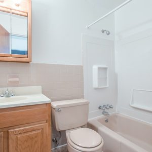 Hamilton Linden Gardens Apartments For Rent in Allentown, PA Bathroom